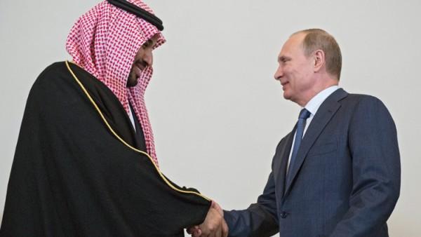 بالصور .. ولي ولي العهد يلتقي بوتين ويعلن عن زيارة مرتقبة للملك إلى روسيا - المواطن