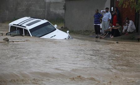 السيول أفغانستان