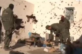 تونس.. مواجهات جديدة بين قوات الأمن وإرهابيين ببنقردان - المواطن