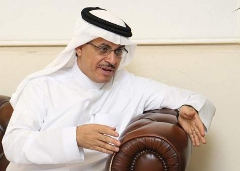 جاسر الجاسر رئيس تحرير صحيفة الشرق سابقاً