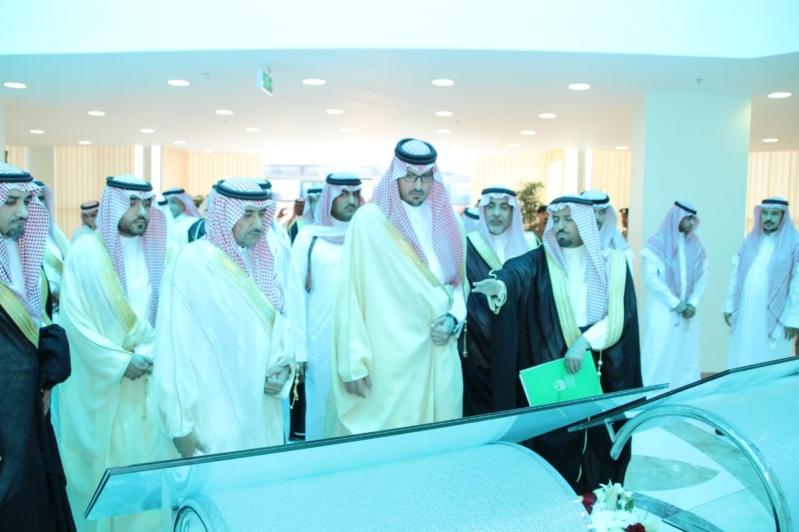 بالصور.. نائب أمير المدينة يدشن مشروعات تنموية بأكثر من 249 مليون ريال - المواطن
