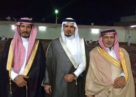 حامد المالكي يحتفل بقرانه في الطائف - المواطن