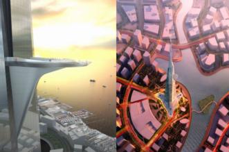 جدة.. استئناف بناء أطول ناطحة سحاب بالعالم والأعمال في الطابق الـ63 - المواطن