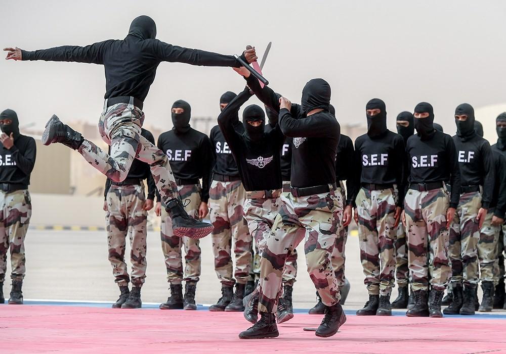 بالصور أمير القصيم يدفع بـ400 جندي من قوات الطوارئ صحيفة المواطن الإلكترونية