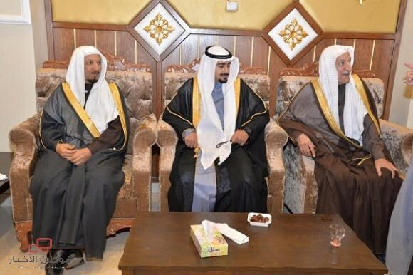 الدكتور ظافر الشهري يحتفي بزواج ابنه عبدالله6