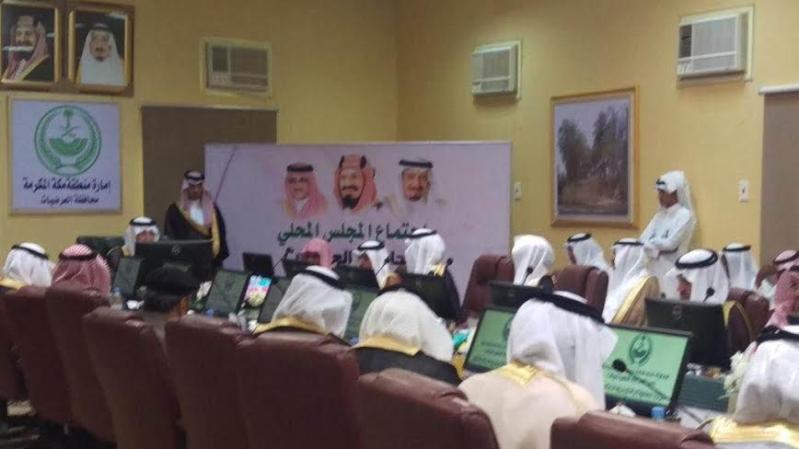 6الفيصل يزور محافظة العُرضيات في جولة تفقدية