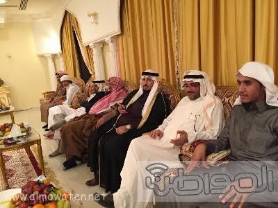 وفد من #الجوف يزور عائلة الشهيد #الكتبي بـ #الإمارات6