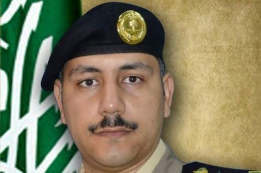 العقيد زياد بن عبد الوهاب الرقيطي