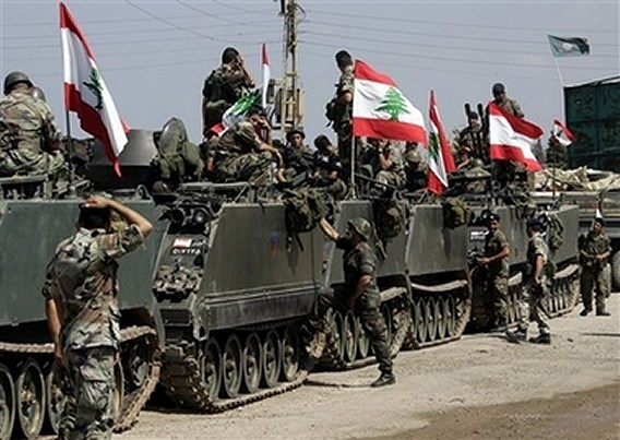 جيش لبنان