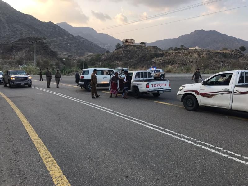 القبض على أكثر من مليون و59 ألف مخالف في المملكة