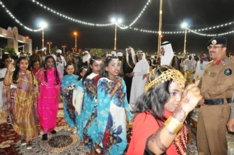 بالصور .. عروض تراثية وفعاليات سودانية في مهرجان محايل أدفأ - المواطن