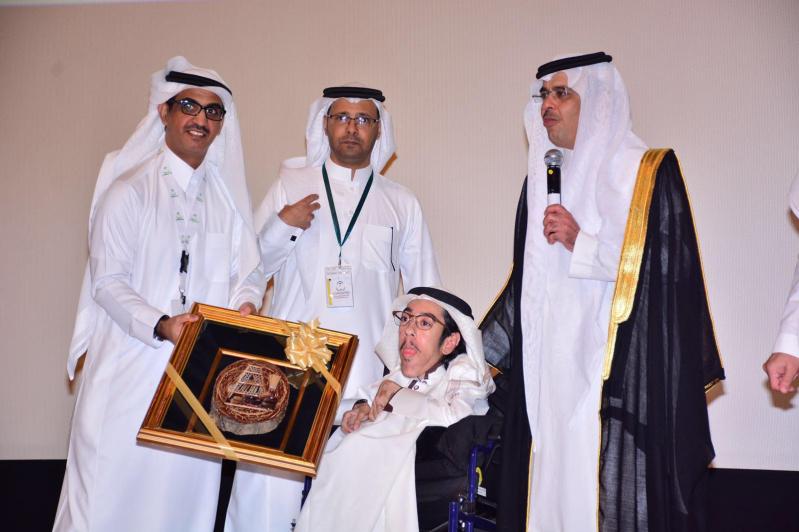 شؤون #مكة تختتم فعاليات اليوم العالمي للإعاقة66