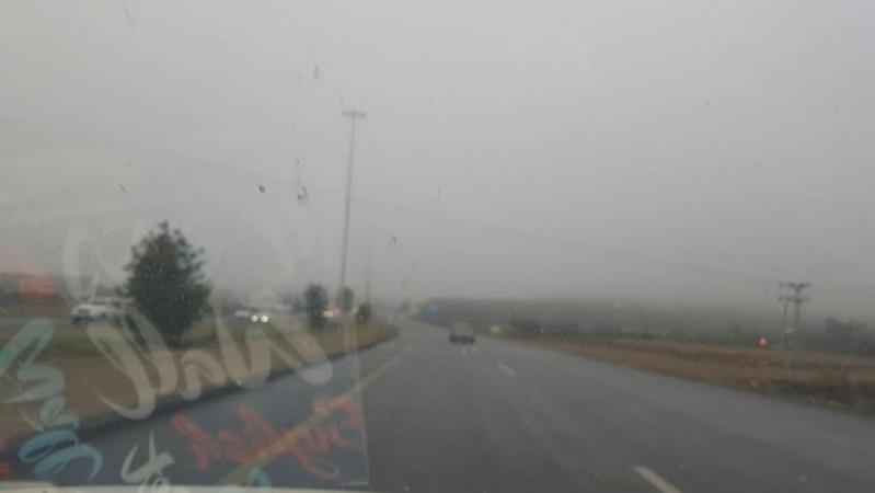 برودة الطقس تدفع أهالي #عسير للهرب إلى سواحل تهامة66 - Copy