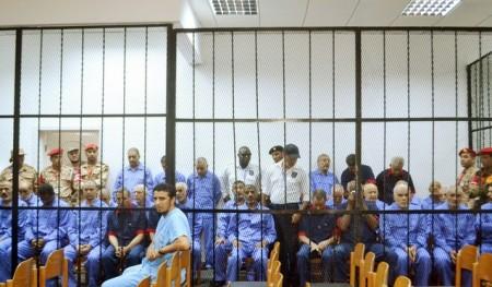 LIBYA-TRIAL-SENUSSI