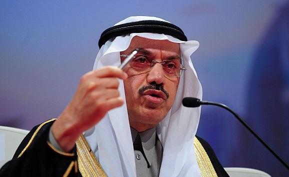 وزير الاقتصاد والتخطيط محمد الجاسر