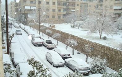 تعطيل الوزارات والامتحانات والبنوك في الأردن بسبب موجة البرد - المواطن