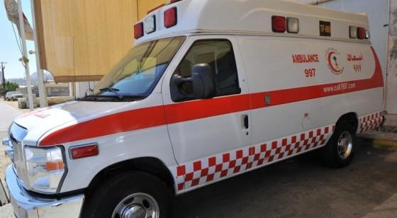 الهلال الأحمر بالشمالية: باشرنا ١٦ حالة وفاة و١٥٣ إصابة الشهر الماضي - المواطن