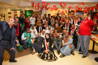 بالصور.. فعاليات ثقافية وشعبية سعودية في دبلوم الاعلام الكشفي بالقاهرة - المواطن