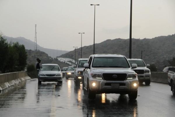امطار الطائف - مطر