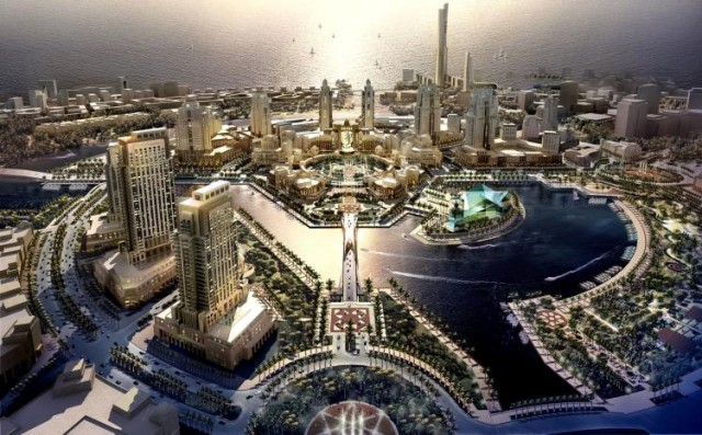 مدينة الملك عبدالله الاقتصادية