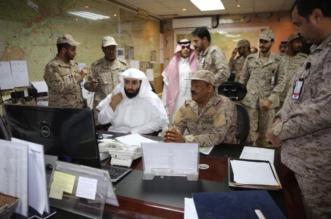 بالصور.. اليوسف يزور المرابطين ويطلق مبادرة جنودنا في عيوننا - المواطن