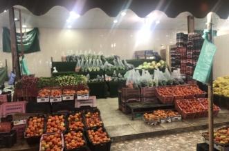 بالصور.. جولة ميدانية للجنة التوطين ترصد مخالفات بسوق الخضار بخميس مشيط - المواطن