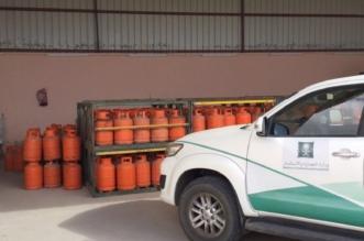 التجارة تراقب محطّات الوقود في القريات - المواطن