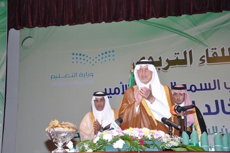 الفيصل بعد زيارة الليث وأضم: 3 مليارات و400 ألف قيمة المشاريع