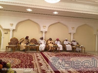 وفد من #الجوف يزور عائلة الشهيد #الكتبي بـ #الإمارات7