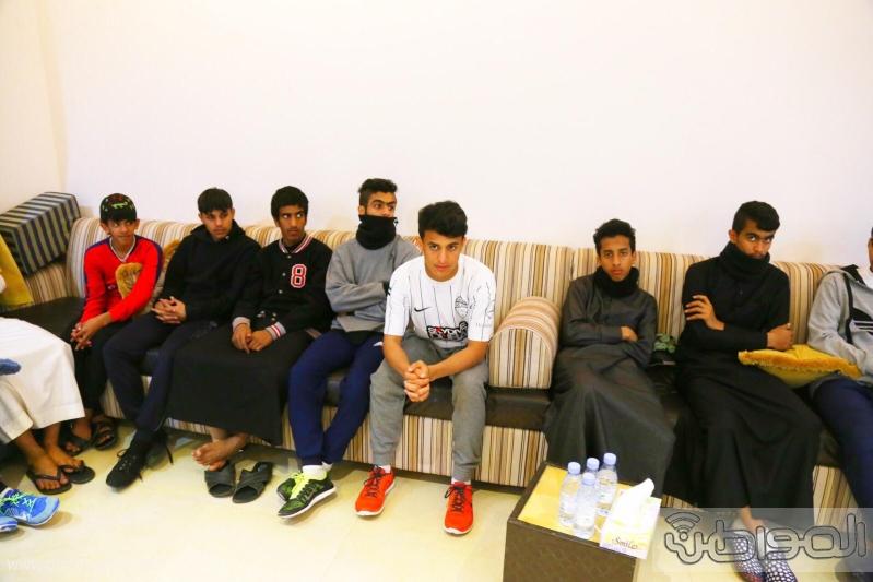 أهالي حرجة بلقرن في الرياض يحتفلون بنادي الزيتون 7