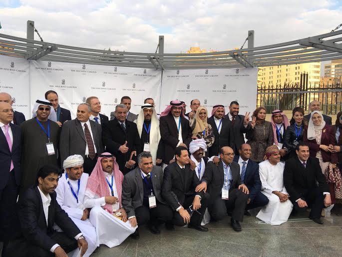 بالصور.. انطلاق فعاليات الملتقى الثامن للإعلام العربي السياحي بالقاهرة7