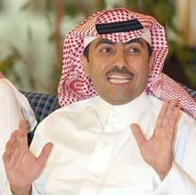نائب رئيس الاتحاد السعودي لكرة القدم- رئيس رابطة دوري المحترفين محمد النويصر