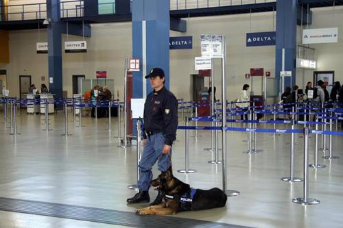 مطار امريكا مطارات