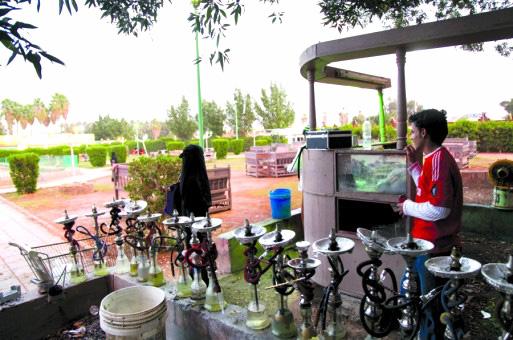 بلدي الرياض يطالب بإيقاف تجديد ترخيص المقاهي داخل النطاق العمراني - المواطن