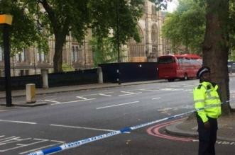 حادث دهس وسط لندن وضبط المشتبه به - المواطن