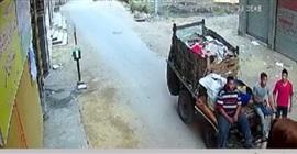 شاهد.. لحظة سرقة صندوق تبرعات مثبت بالشارع - المواطن