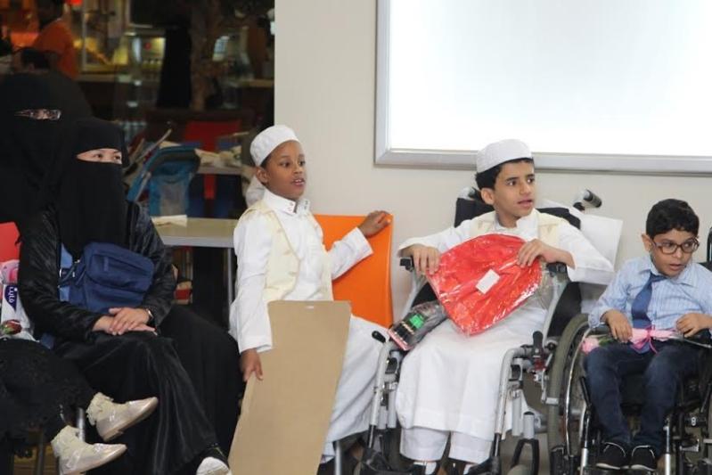 اختتام فعاليات الاحتفال بيوم الإعاقة بصحة #جازان