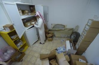 بالصور.. 7728 جهازًا ومنتجًا طبيًّا مخالفًا في فيلا مخصصة للسكن بالرياض - المواطن
