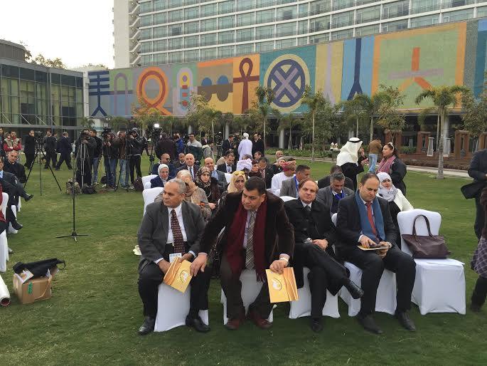 بالصور.. انطلاق فعاليات الملتقى الثامن للإعلام العربي السياحي بالقاهرة777