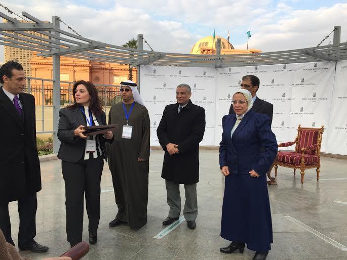 بالصور.. انطلاق فعاليات الملتقى الثامن للإعلام العربي السياحي بالقاهرة7777777