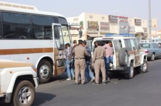 ضبط ٤٤٧٦ مخالفاً للإقامة والعمل بالمدينة المنورة - المواطن