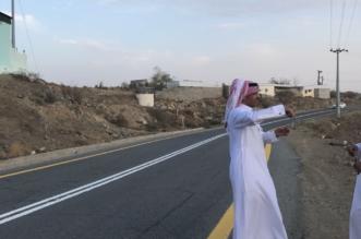 بالصور.. مدير النقل بالباحة يتفقد الطرق بغامد الزناد - المواطن