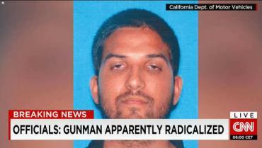 7منفذ هجوم كاليفورينا