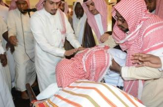 صور مؤثرة لتشييع الشهيد القيسي ورسالة فخر من والده - المواطن