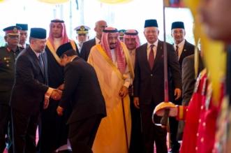 زيارة الملك سلمان الى ماليزيا