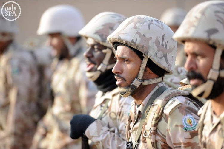قوات الأمن الخاصة ترفع لياقة ضباطها بمشروع السير الطويل8