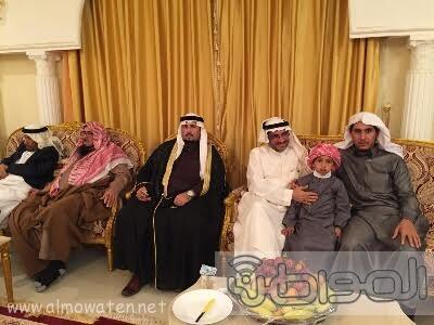 وفد من #الجوف يزور عائلة الشهيد #الكتبي بـ #الإمارات8