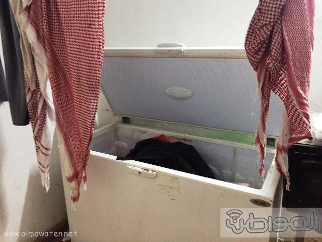 في #الطائف .. سوريون يوزعون لحوماً فاسدة على مطاعم شهيرة8