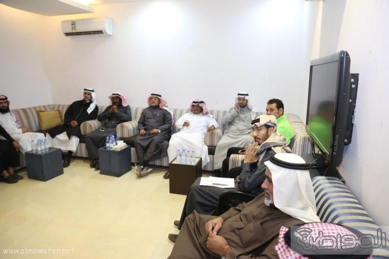 أهالي حرجة بلقرن في الرياض يحتفلون بنادي الزيتون 8
