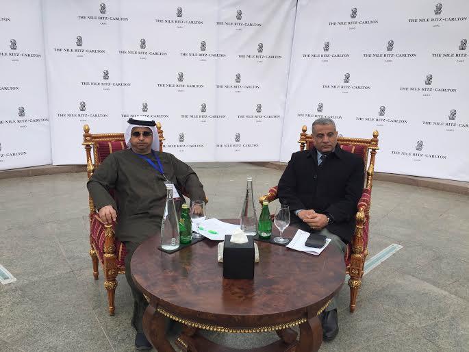 بالصور.. انطلاق فعاليات الملتقى الثامن للإعلام العربي السياحي بالقاهرة8